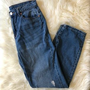 Urban Outfitters BDG High Waisted Mom Jeans